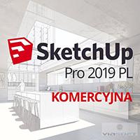 SketchUP Pro 2019 komercyjna